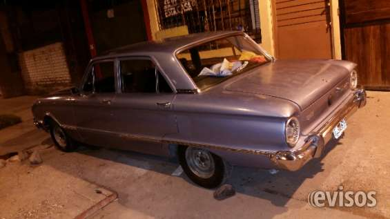 Vendo ford falcon 71 futura
