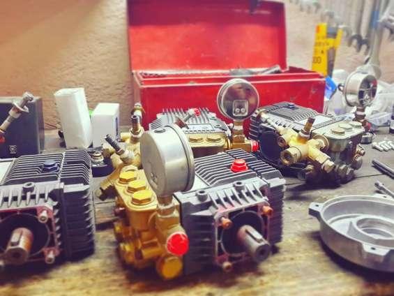 Reparación bombas de alta presión