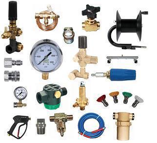Repuestos y accesorios para hidrolavadoras