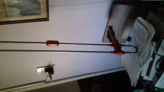 Antena slim jim para banda 144/147 mhz..