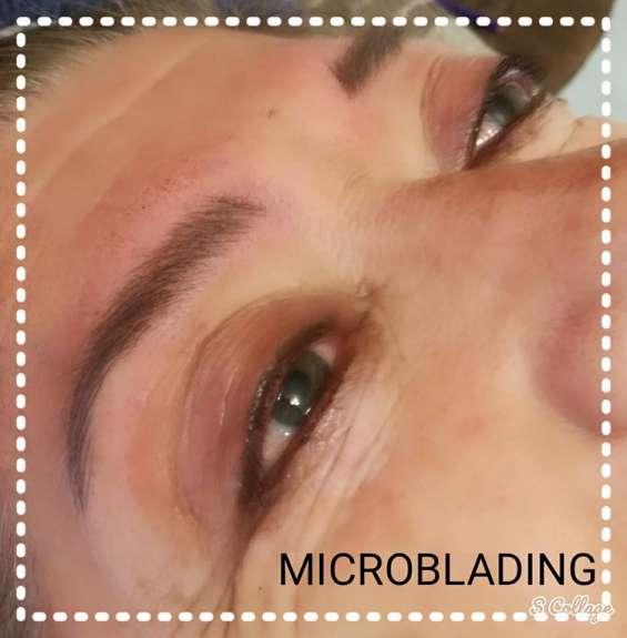 Maquillaje permanente, ojos, labios, microblading de cejas