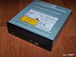 Regrabadora de cd y dvd sony