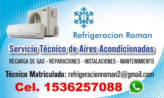 Reparacion de heladeras comerciales y cámaras frigoríficas