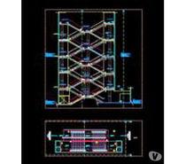 Arquitecta da cursos de autocad o sketchup, o revit o rhinoceros em 2 y 3d