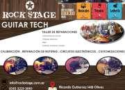 Luthier- taller de reparaciones de guitarras y ba…