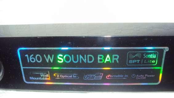 Vendo barra de sonido lg