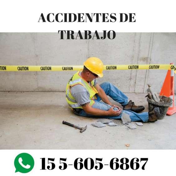 Abogado art ramos mejia - abogado accidentes de trabajo zona oeste