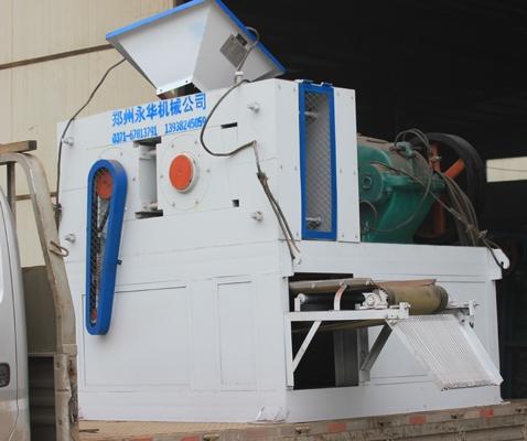 Meelko prensa para hacer carbón en briquetas 8 toneladas hora - mkbc08.