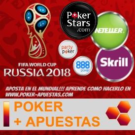 Compra/venta fichas pokerstars - saldo neteller/skrill 2018