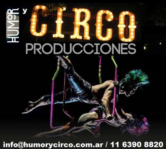 11 6390 8820 circo para eventos y fiestas zanquistas malabaristas acrobatas caba