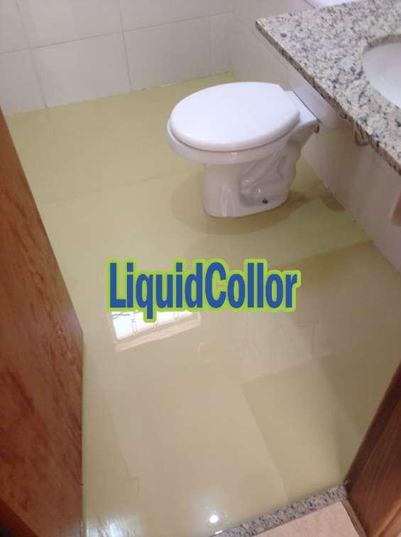 Pocelanato liquido liquidcollor