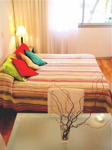 Mansilla y scalabrini ortiz 1 amb - (r184) c/ 3 camas simples - aceptan mascota