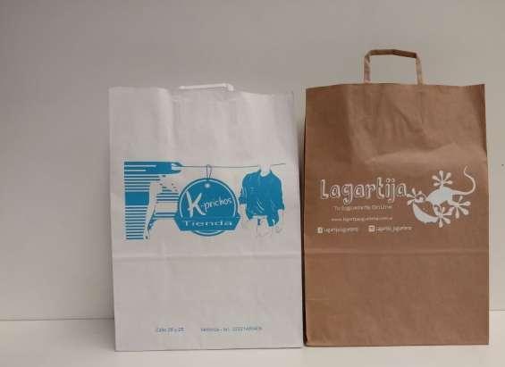 Fabricación de bolsas de papel impresas mínimo