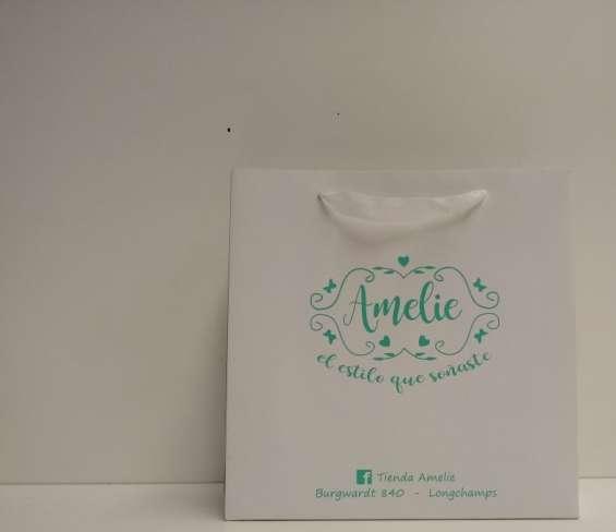 Fotos de Fabricación de bolsas de  papel impresas mínimo 3