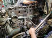 Mecánica integral motor Volvo - Scania - Mercedes Benz Iveco etc. Cambio de conjunto