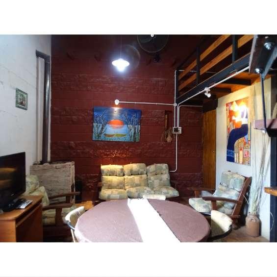 Local comercial + 3 cabañas s/ruta en ingreso a potrero de garay