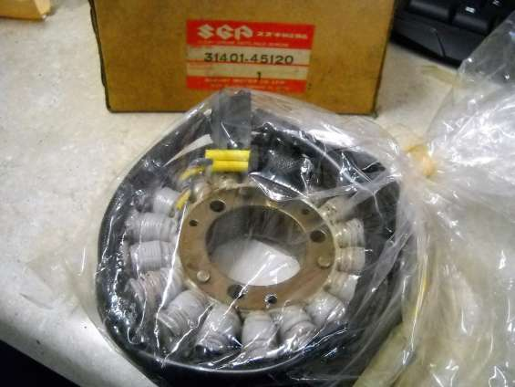 Suzuki repuestos!! gs 550, gs 750,gs1000, gsx1100,,todos los modelos!! repuestos nuevos!!