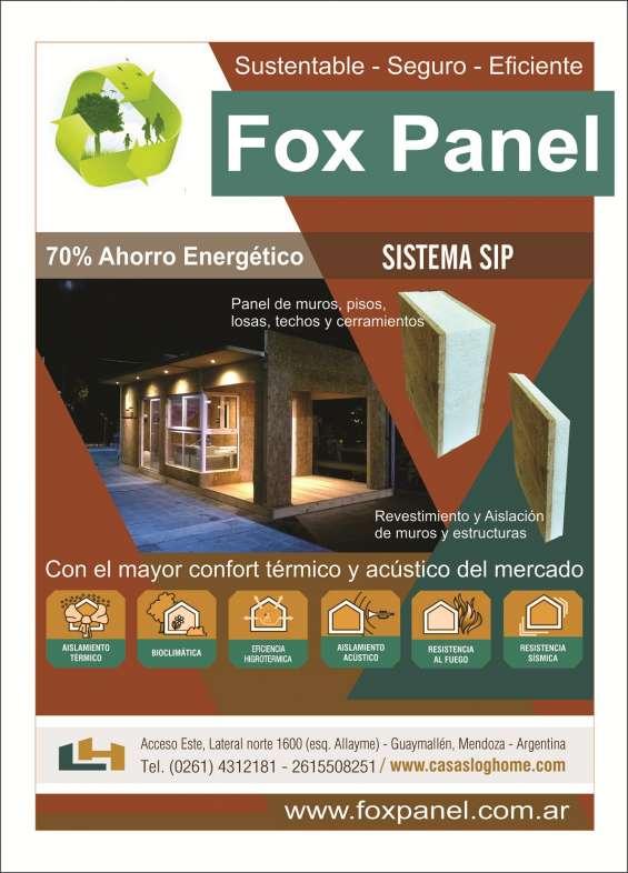 Fox-panel sistema sip