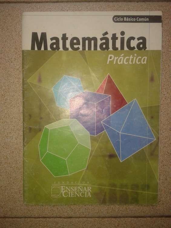 Matematica individual cbc, desde enero