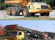 Pesaje a bordo para camiones y acoplados