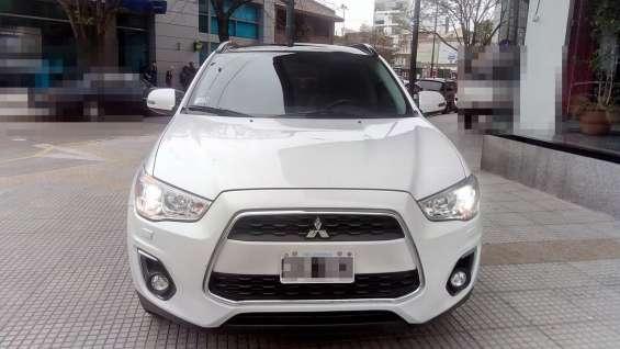 Mitsubishi outlander sport 2.0 gls full 4x4 2013 blanco