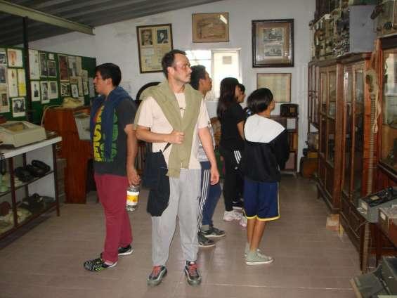 Museo de radiocomunicaciones del radio club qrv lanus