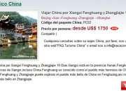 Viajar China por Xiangxi Fenghuang y Zhangjiajie 10 Dias