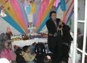 Animador de fiestas infantiles Charly Mago y payaso Batatita - Bs As