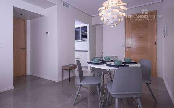Fernandez poeppel vende departamento 1d 1b edificio categoria centro