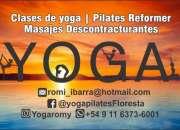 YOGA CLASES EN FLORESTA/ VILLA LURO,