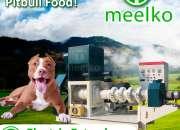 Meelko extrusora para pellets alimento de perros …