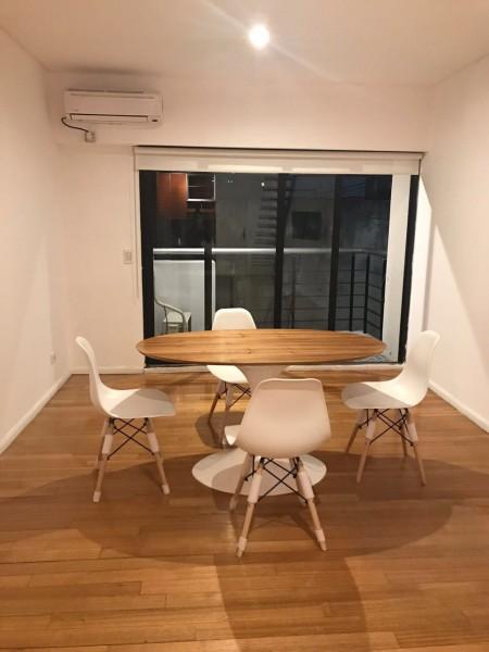 C376 - 2 amb - duplex - virrey del pino 2300 balcón terraza c/cochera opcional