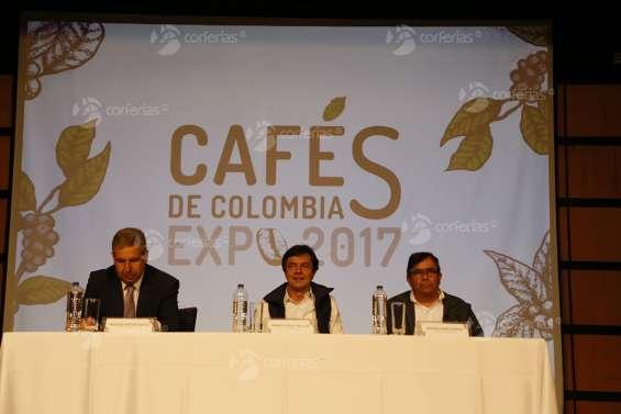 Cafe de colombia expo 2018