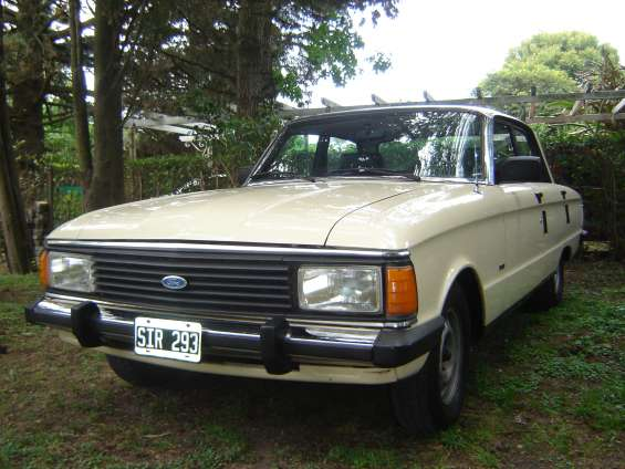 Vendo ford falcon 1988 50.0000km de fabrica $245000