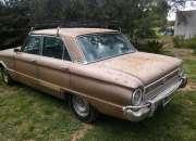 Ford falcon de lujo modelo 1970  $30000