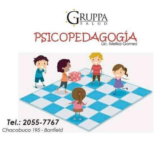 Gruppa salud - psicopedagogia