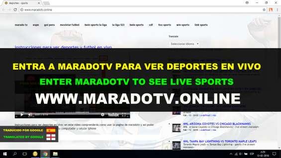 Ver futbol argentino en directo gratis superliga argentina