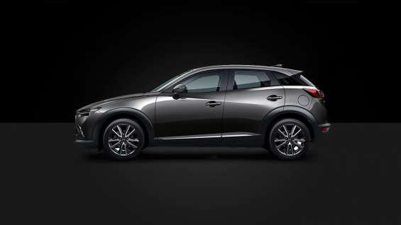 Mazda cx5 a/t  us$70..-por dia incluido impuesto