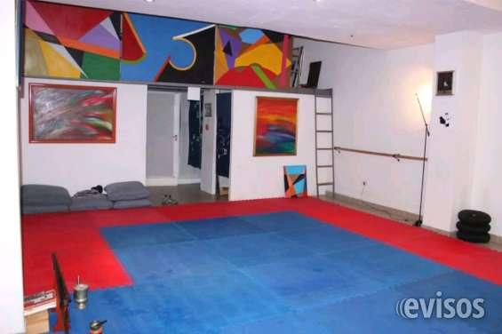 Espacio para danza taichi yoga meditacion