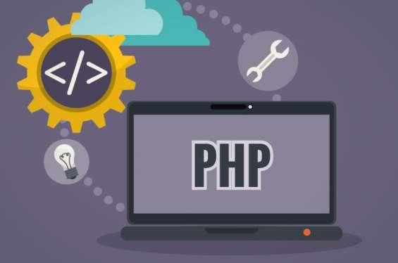 Programacion. curso en php