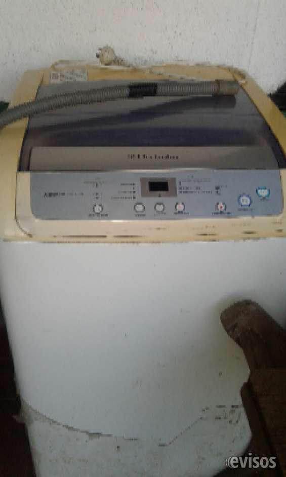 Vendo lavarropa...electrolux