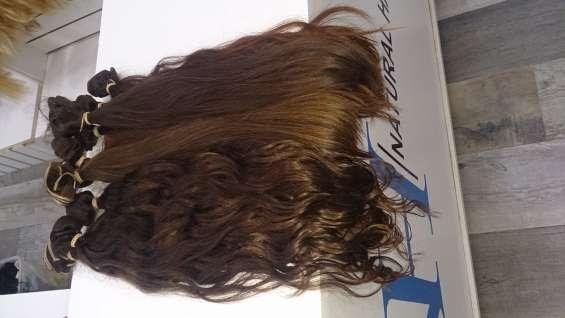 Compro cabello natural