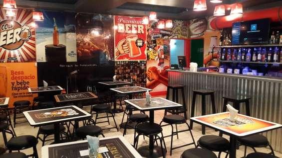 Servicio - cocina y ambiente- tres factores que hacen a oseo bar, unico