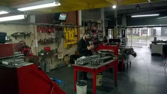 Rectificador de tapas de cilindros, amplia experiencia (excluyente).