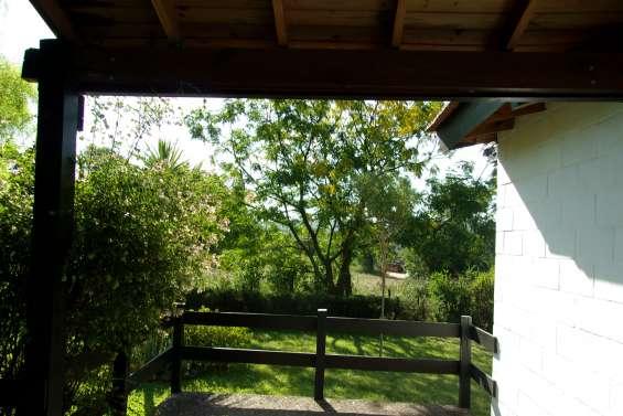 Cohera-fogon y deck-balcon