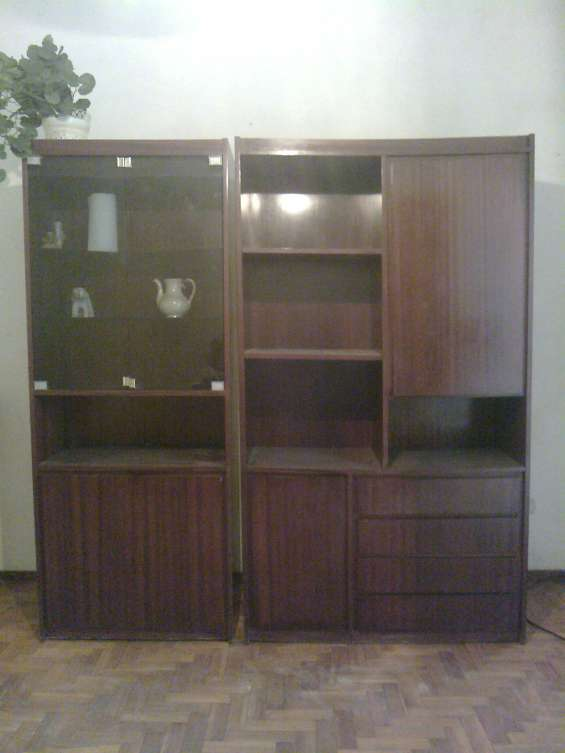 Vendo modulares, mesa comedor y sillas