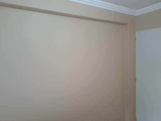 Dormitorios revestidos con molduras