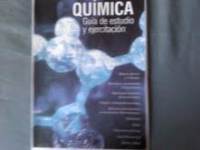 Guía de estudio y ejercicios de química