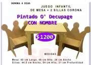 Casitas de muñecas fca fibrofasil $850