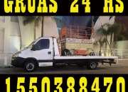 15-30256248 Grúas Camilla Auxilio Mecánico Remolques y Traslados las 24HS @